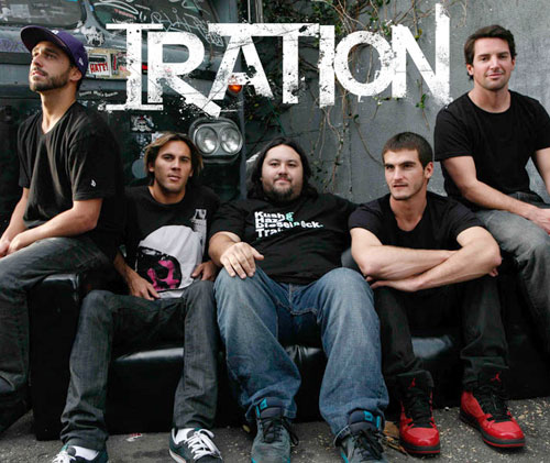 Iration at Roseland Theater