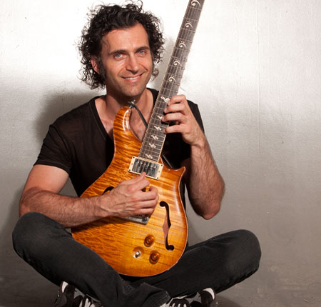 Dweezil Zappa at Roseland Theater