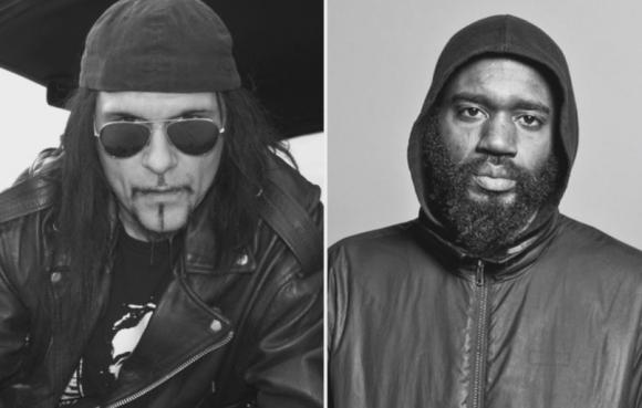 Ministry & Death Grips at Roseland Theater