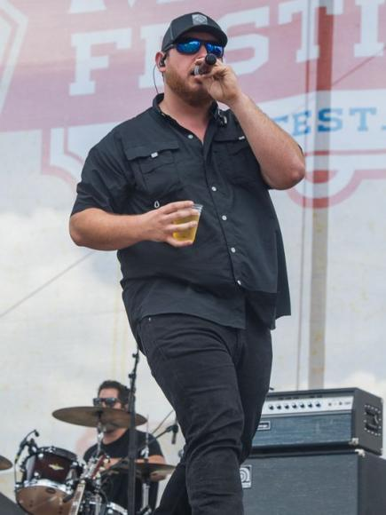 Luke Combs at Roseland Theater