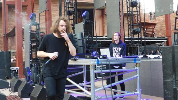 Hippie Sabotage at Roseland Theater