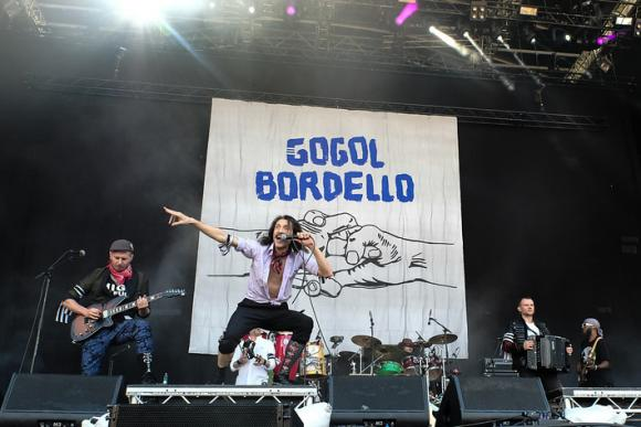 Gogol Bordello at Roseland Theater