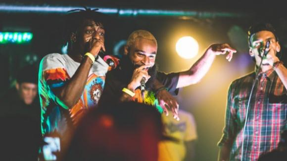 Flatbush Zombies at Roseland Theater