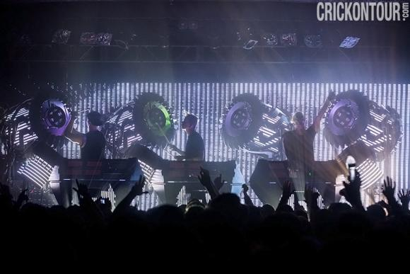 Glitch Mob at Roseland Theater