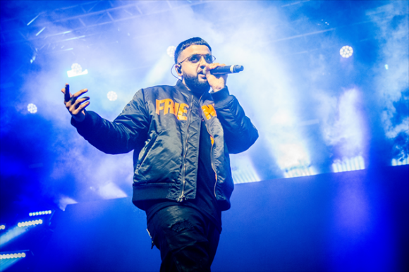 NAV at Roseland Theater
