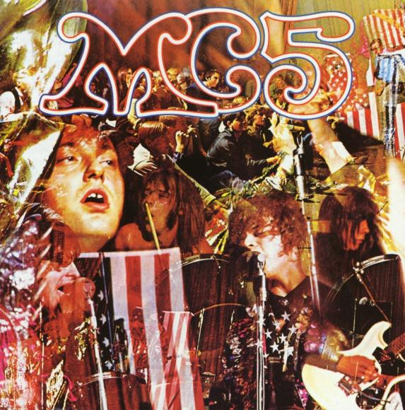 Kick Out The Jams: MC5 at Roseland Theater