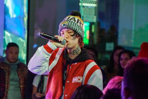 Lil Xan at Roseland Theater