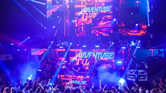 Adventure Club at Roseland Theater
