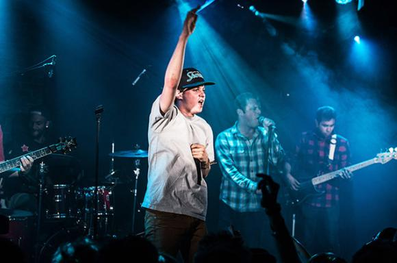 Watsky at Roseland Theater