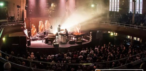 Nils Frahm at Roseland Theater