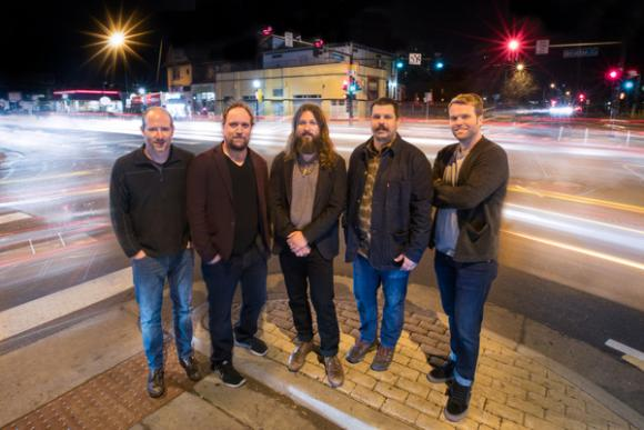 Greensky Bluegrass & Lil Smokies at Roseland Theater
