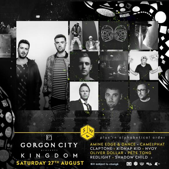 Gorgon City at Roseland Theater