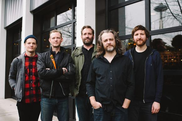 Minus The Bear at Roseland Theater