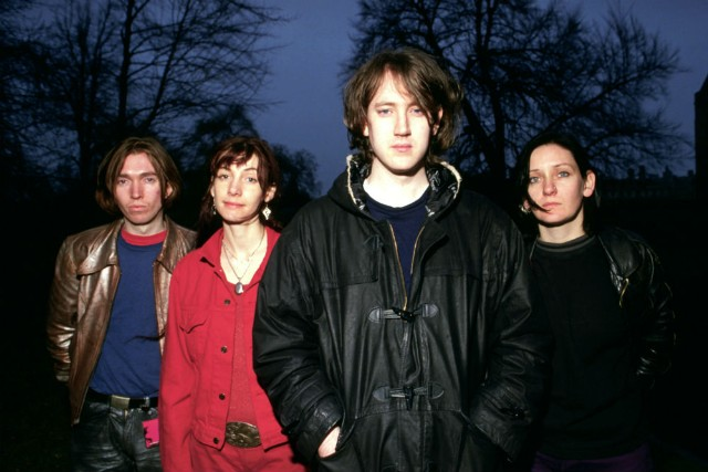 My Bloody Valentine at Roseland Theater