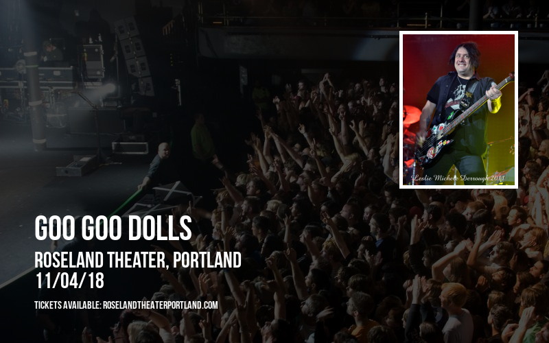 Goo Goo Dolls at Roseland Theater