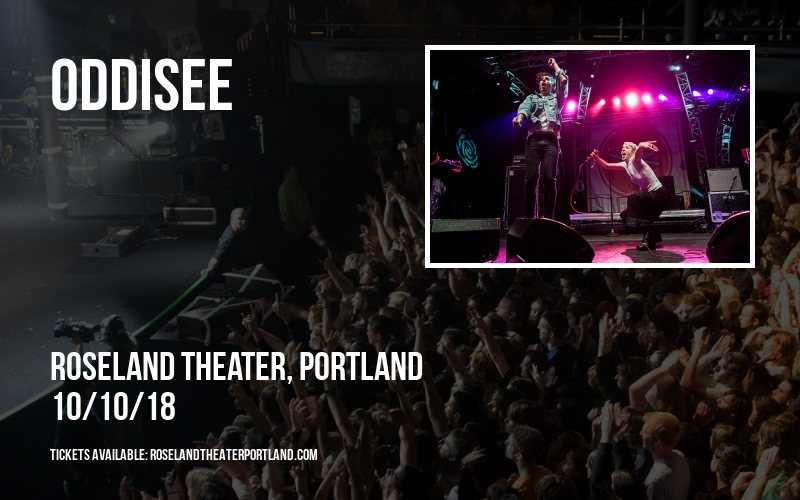 Oddisee at Roseland Theater