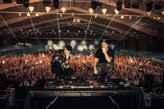 Boombox Cartel at Roseland Theater