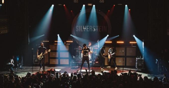 Silverstein at Roseland Theater
