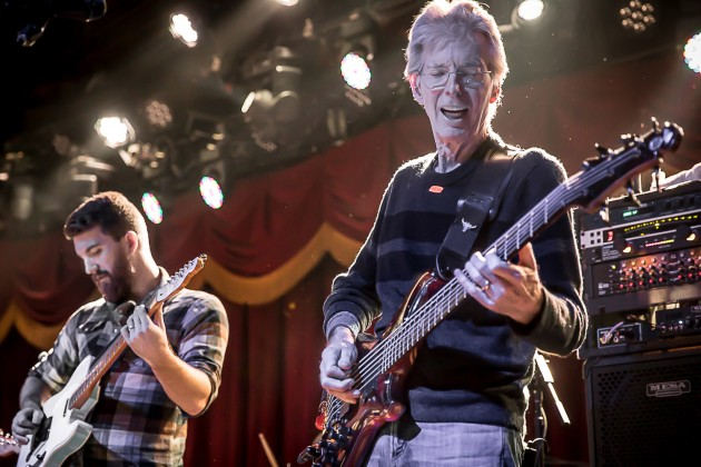 Phil Lesh & The Terrapin Family Band at Roseland Theater