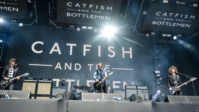 Catfish and the Bottlemen  at Roseland Theater