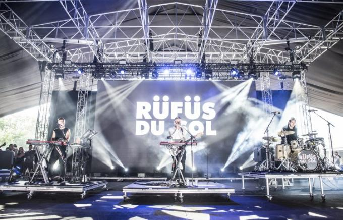 Rufus Du Sol at Roseland Theater