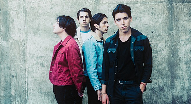 Bad Suns at Roseland Theater