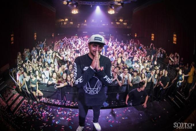 Jai Wolf at Roseland Theater