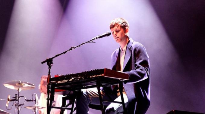 James Blake at Roseland Theater