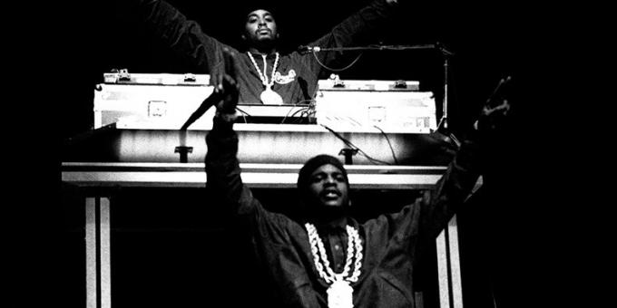 Eric B. & Rakim at Roseland Theater