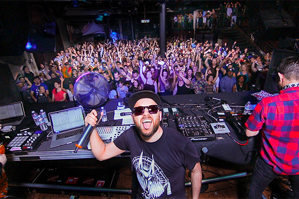 Gramatik at Roseland Theater