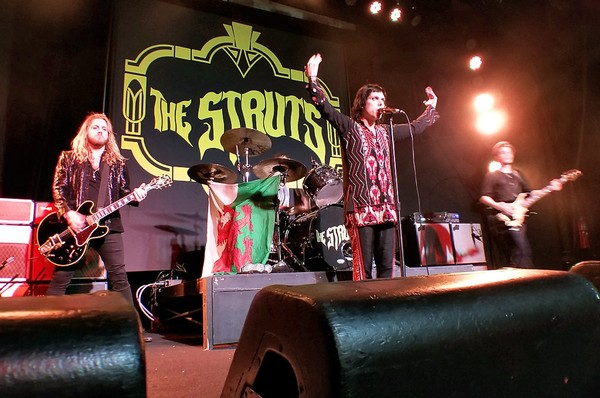 The Struts at Roseland Theater