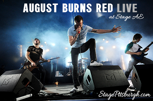 August Burns Red at Roseland Theater