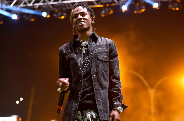Rich The Kid at Roseland Theater