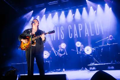 Lewis Capaldi at Roseland Theater