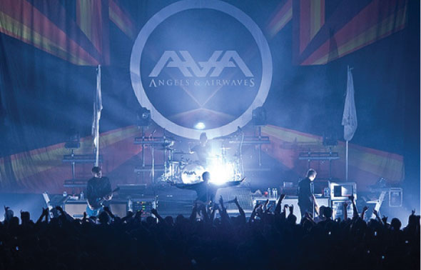 Angels and Airwaves at Roseland Theater