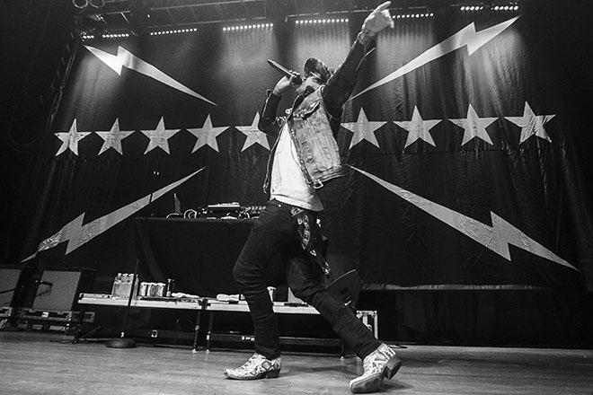 Yelawolf at Roseland Theater