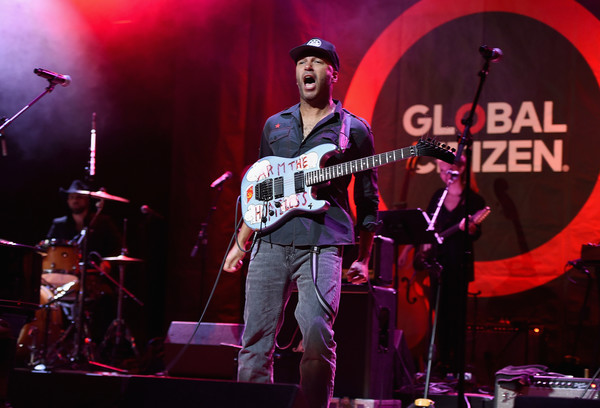 Tom Morello at Roseland Theater