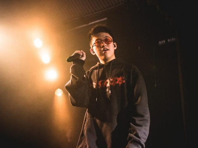 Rich Brian at Roseland Theater