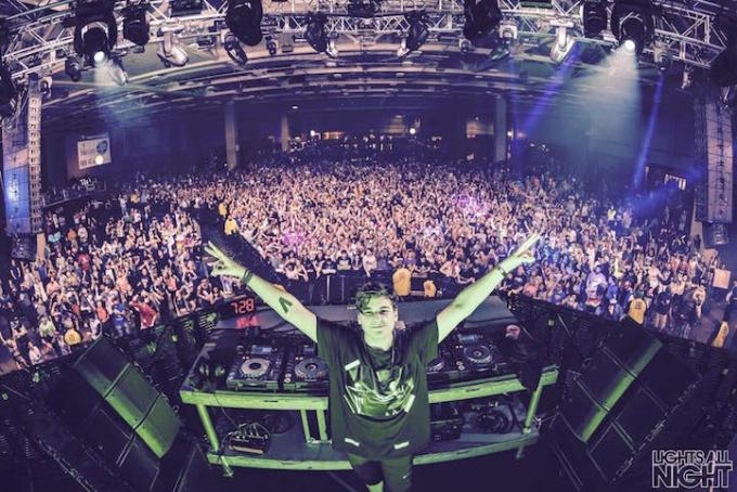 Audien at Roseland Theater