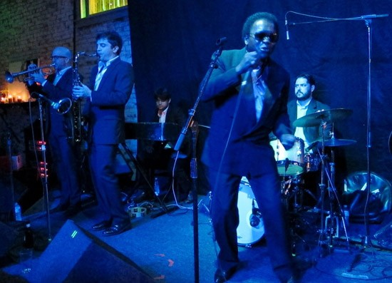 Lee Fields & The Expressions at Roseland Theater