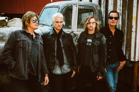 Stone Temple Pilots at Roseland Theater