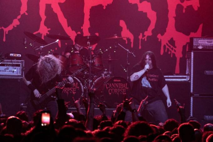 The Decibel Magazine Tour: Mayhem & Abbath at Roseland Theater