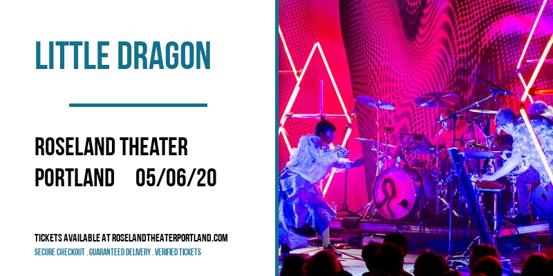 Little Dragon at Roseland Theater