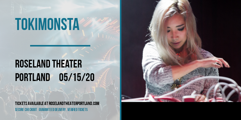 TokiMonsta at Roseland Theater