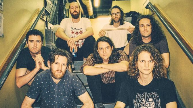 King Gizzard and The Lizard Wizard at Roseland Theater