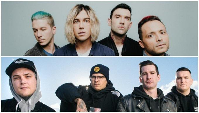 Sleeping With Sirens & The Amity Affliction [CANCELLED] at Roseland Theater