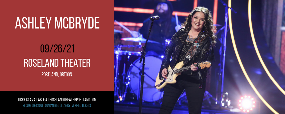Ashley McBryde at Roseland Theater