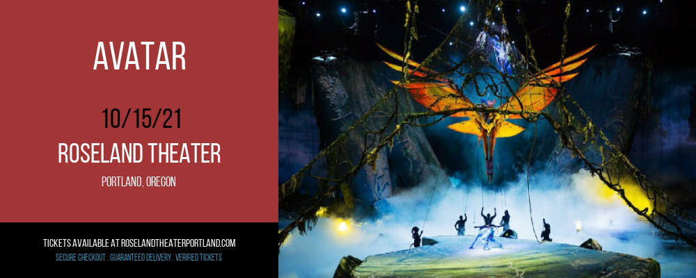 Avatar at Roseland Theater