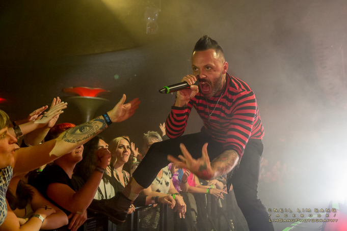 Blue October at Roseland Theater
