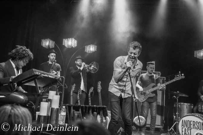 Anderson East at Roseland Theater